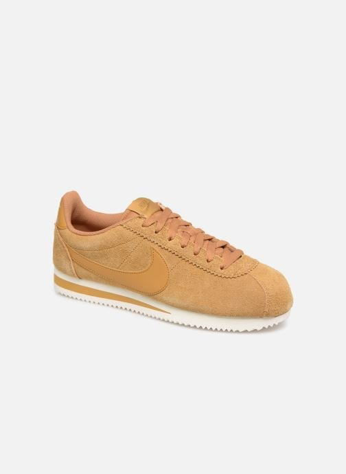 Trainers Nike Classic Cortez Se Brown detailed view/ Pair view