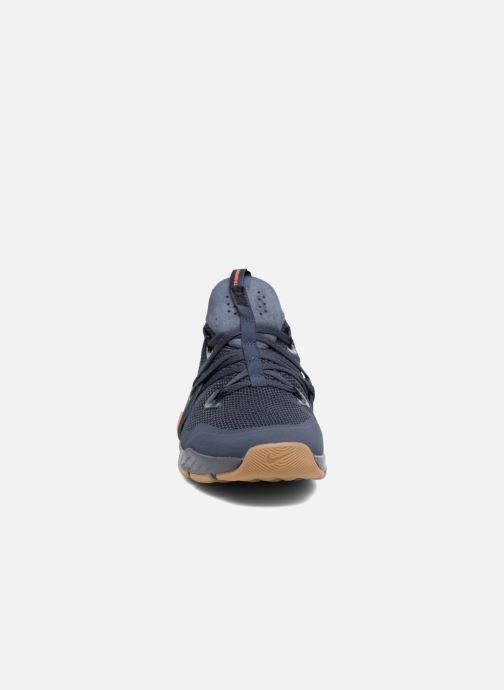 Sportschuhe Nike Nike Zoom Train Command blau schuhe getragen