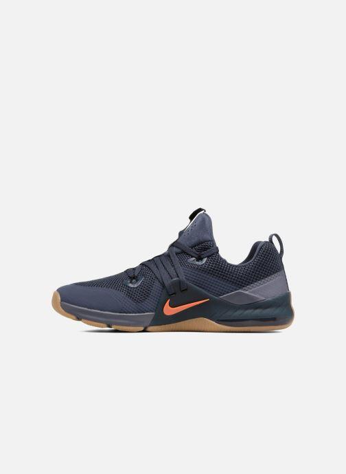 Sportschuhe Nike Nike Zoom Train Command blau ansicht von vorne