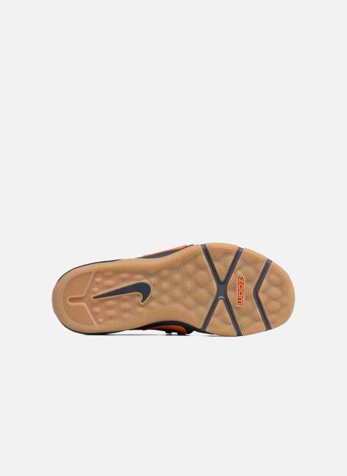 Sportschuhe Nike Nike Zoom Train Command blau ansicht von oben