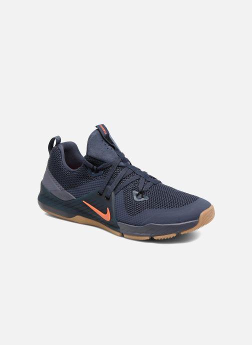 Sportschuhe Nike Nike Zoom Train Command blau detaillierte ansicht/modell