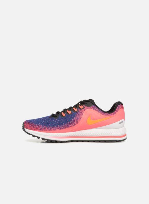 Sportschuhe Nike Nike Air Zoom Vomero 13 blau ansicht von vorne