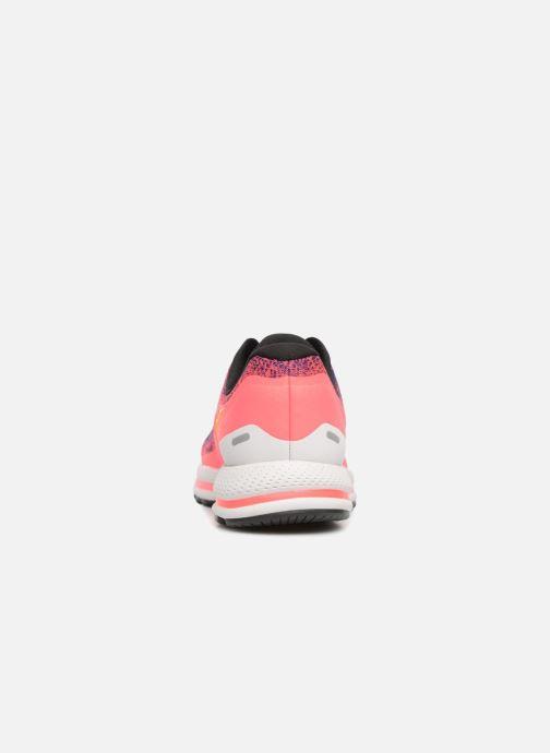 Sportschuhe Nike Nike Air Zoom Vomero 13 blau ansicht von rechts