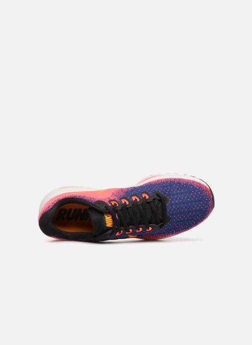 Sportschuhe Nike Nike Air Zoom Vomero 13 blau ansicht von links
