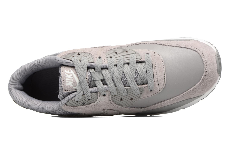 Baskets Nike Air Max 90 Ultra 2.0 Ltr Gris vue gauche