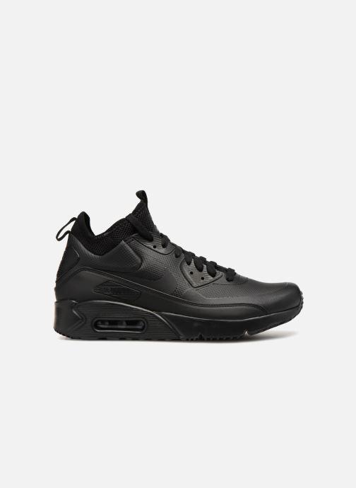 Sneakers Nike Air Max 90 Ultra Mid Winter Zwart achterkant