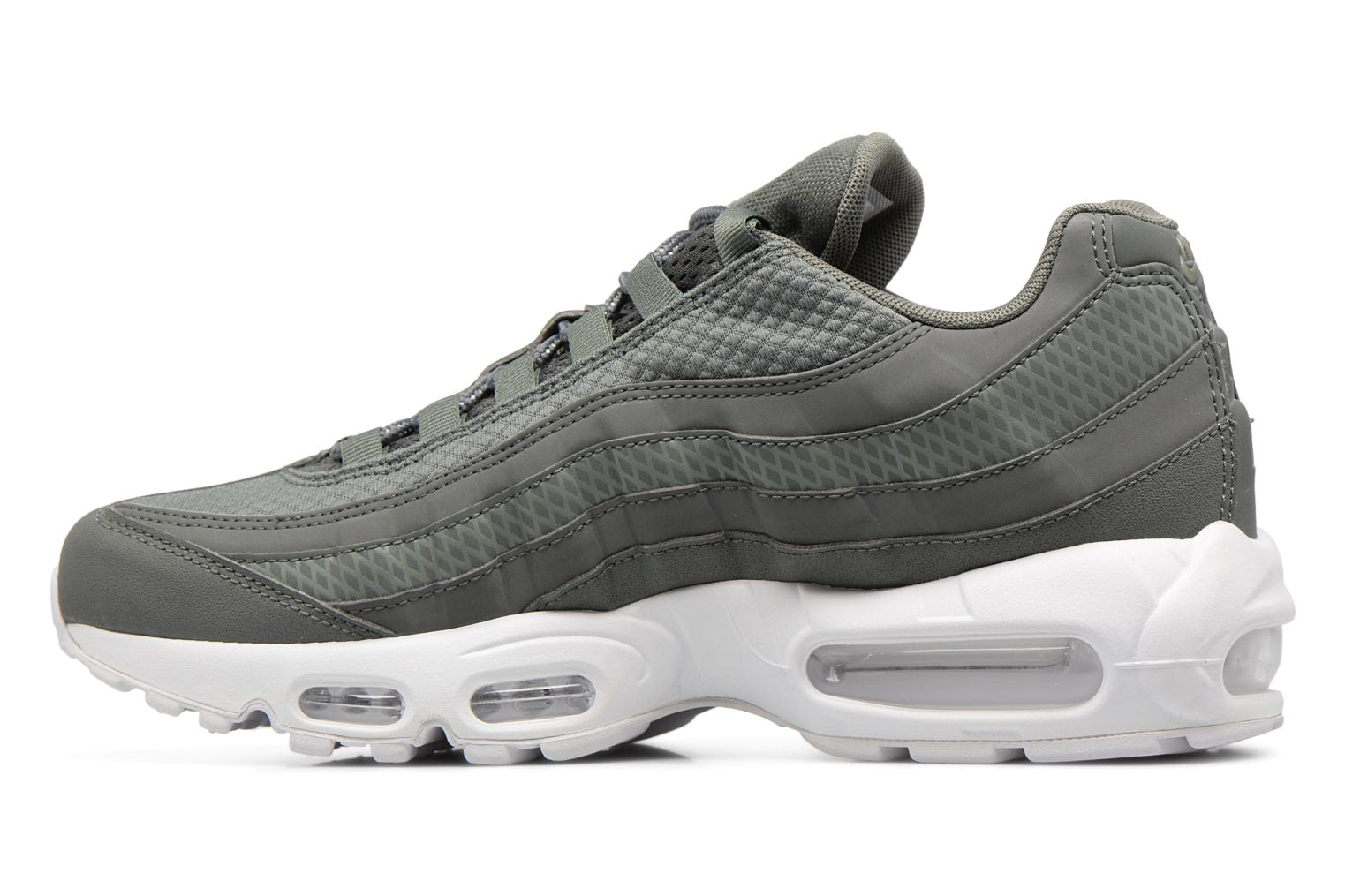 Baskets Nike Nike Air Max 95 Premium Se Gris vue face