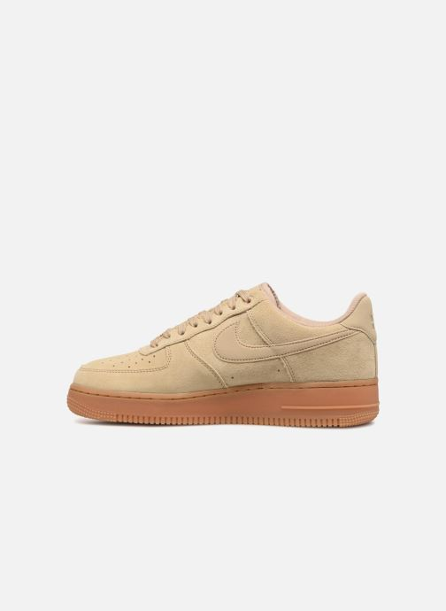 Sneakers Nike Air Force 1 '07 Lv8 Suede Beige voorkant