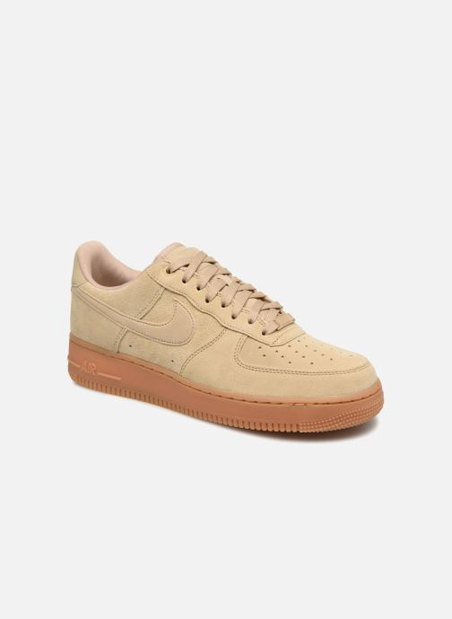 new concept 1c739 0511a Sneaker Nike Air Force 1  07 Lv8 Suede beige detaillierte ansicht modell