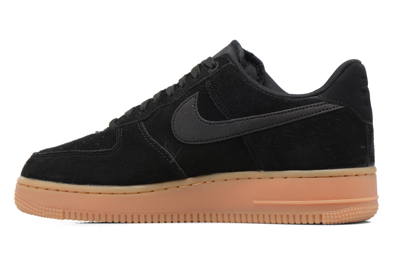 Lv8 '07 gum Air Nike Med Brown Suede Black black Force ivory 1 cS35AR4Ljq