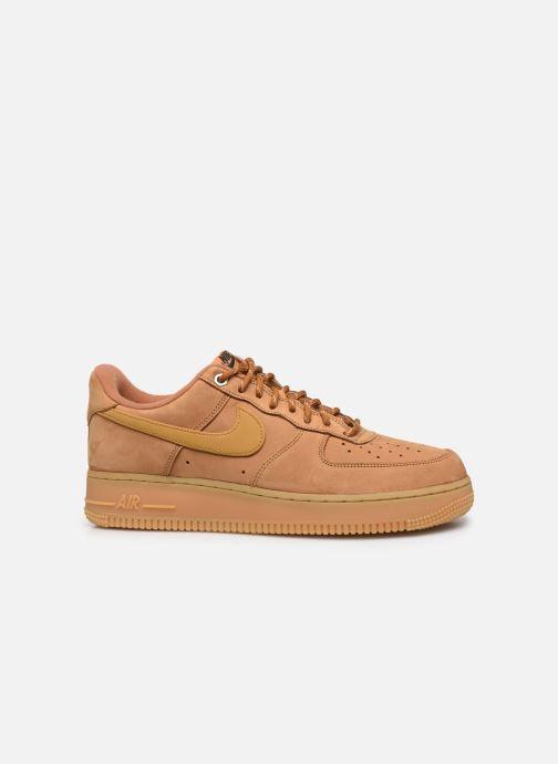 Sneakers Nike Air Force 1 '07 Wb Bruin achterkant