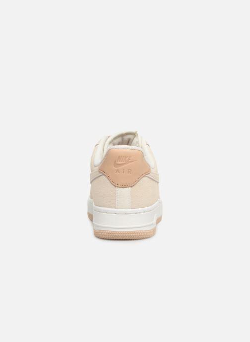 Sneaker Nike Wmns Air Force 1 '07 Prm beige ansicht von rechts