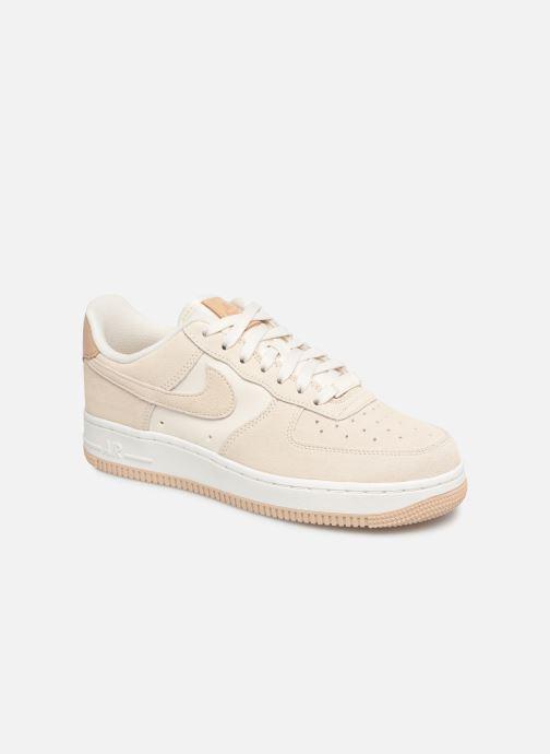 Sneaker Nike Wmns Air Force 1 '07 Prm beige detaillierte ansicht/modell