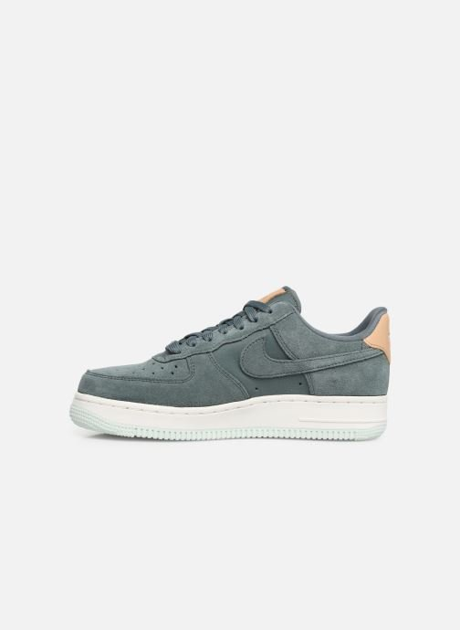 Deportivas Nike Wmns Air Force 1 '07 Prm Verde vista de frente