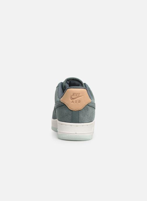 Sneakers Nike Wmns Air Force 1 '07 Prm Groen rechts