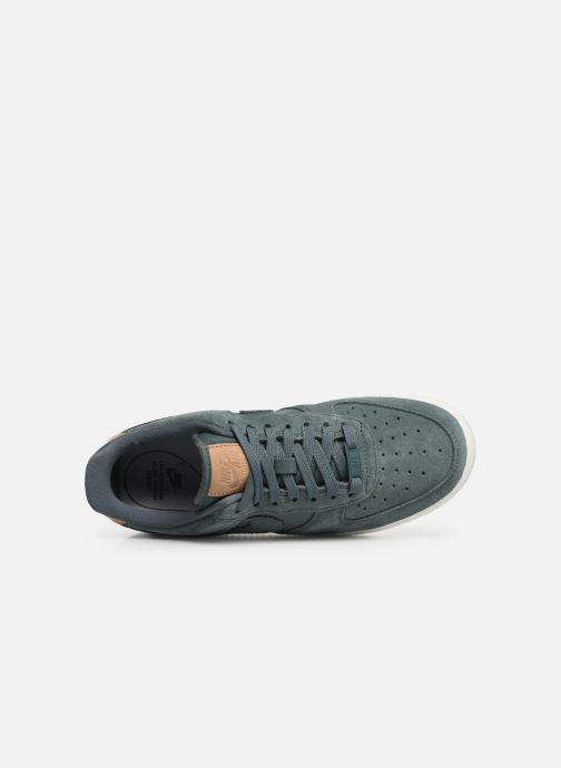 Sneaker Nike Wmns Air Force 1 '07 Prm grün ansicht von links