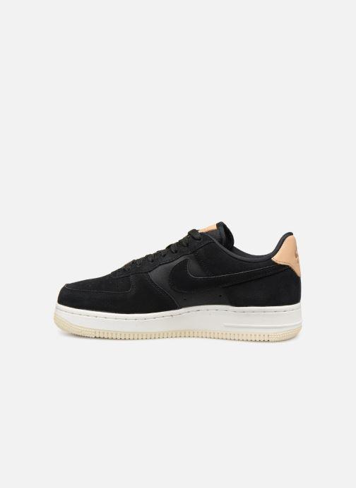 Baskets Nike Wmns Air Force 1 '07 Prm Noir vue face