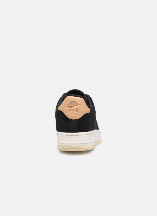 Sneakers Nike Wmns Air Force 1 '07 Prm Zwart rechts