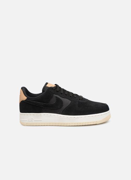 Sneakers Nike Wmns Air Force 1 '07 Prm Zwart achterkant