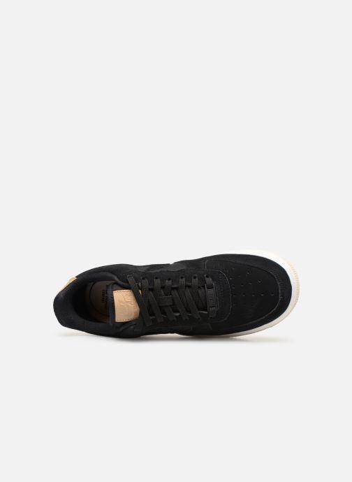 Sneakers Nike Wmns Air Force 1 '07 Prm Sort se fra venstre