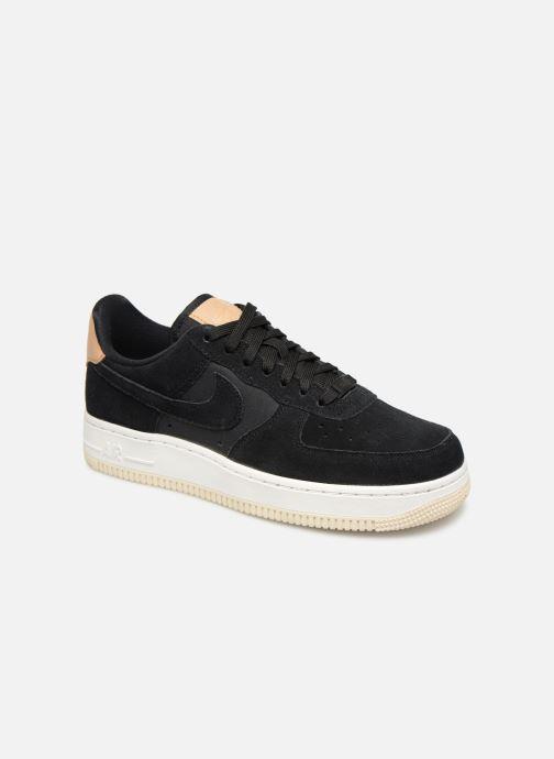 Sneakers Nike Wmns Air Force 1 '07 Prm Sort detaljeret billede af skoene