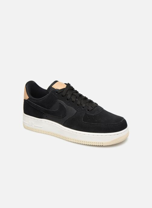Sneakers Nike Wmns Air Force 1 '07 Prm Zwart detail