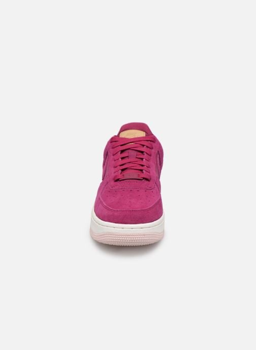 Nike Wmns Air Force 1 '07 Prm (rose) - Baskets Chez
