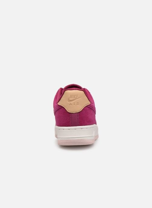 Baskets Nike Wmns Air Force 1 '07 Prm Rose vue droite