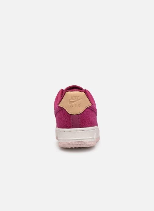 Sneaker Nike Wmns Air Force 1 '07 Prm rosa ansicht von rechts
