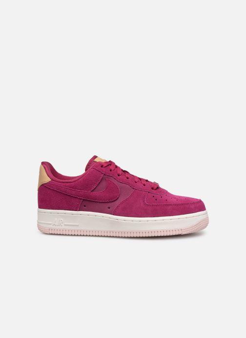 Sneaker Nike Wmns Air Force 1 '07 Prm rosa ansicht von hinten