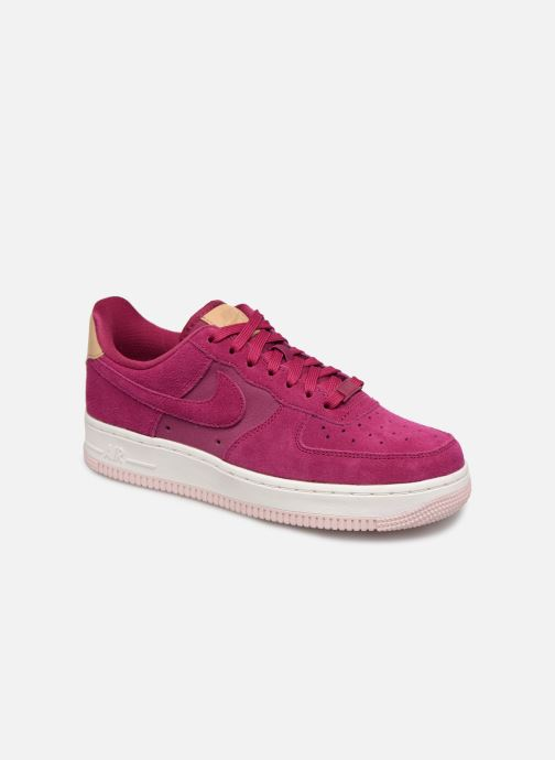 Baskets Nike Wmns Air Force 1 '07 Prm Rose vue détail/paire