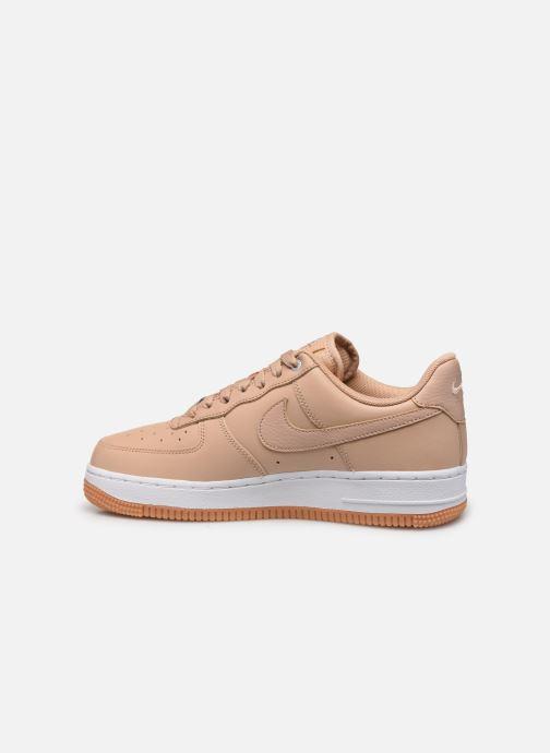 Sneakers Nike Wmns Air Force 1 '07 Prm Beige voorkant