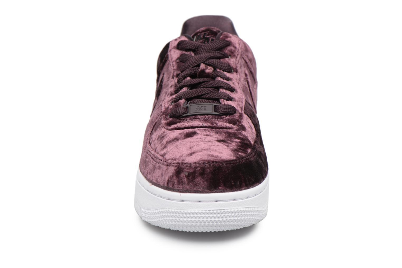 Sneaker Nike Wmns Air Force 1 '07 Prm lila schuhe getragen