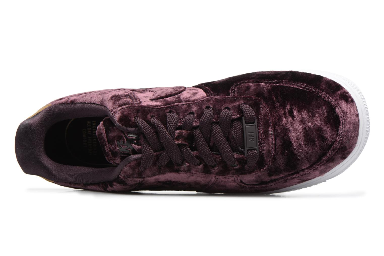 Sneaker Nike Wmns Air Force 1 '07 Prm lila ansicht von links