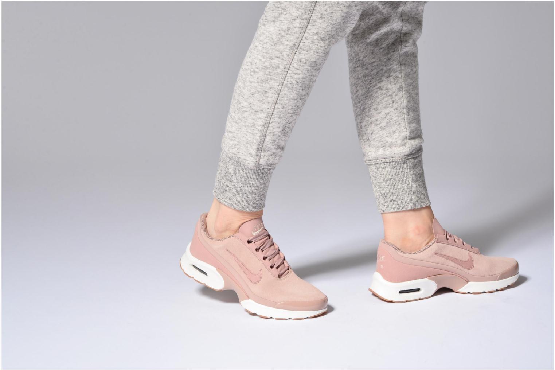 Baskets Nike W Nike Air Max Jewell Se Rose vue bas / vue portée sac
