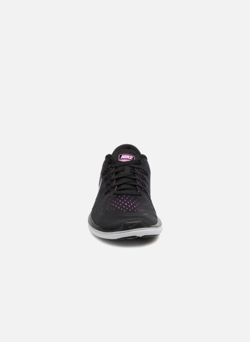 Sport shoes Nike Wmns Nike Flex 2017 Rn Black model view