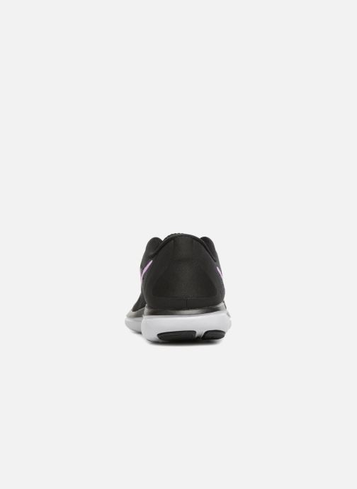 Sport shoes Nike Wmns Nike Flex 2017 Rn Black view from the right