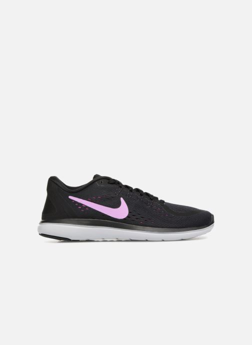 Sport shoes Nike Wmns Nike Flex 2017 Rn Black back view