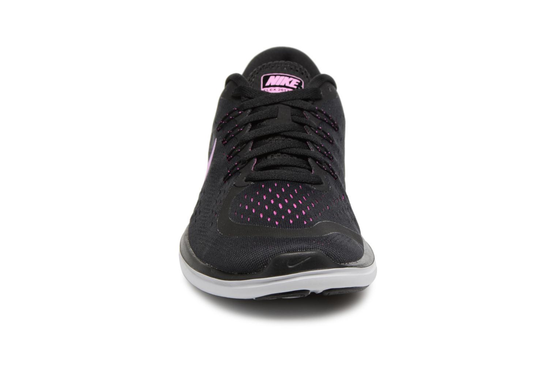Sportschuhe Nike Wmns Nike Flex 2017 Rn schwarz schuhe getragen