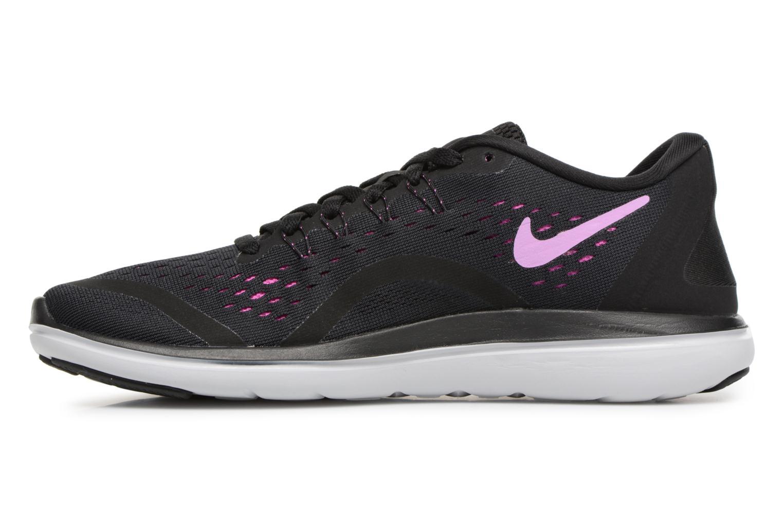 Sportschuhe Nike Wmns Nike Flex 2017 Rn schwarz ansicht von vorne