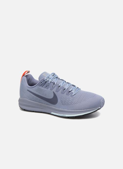 b7691773209a Nike W Air Zoom Structure 21 Shield (Blue) - Sport shoes chez ...