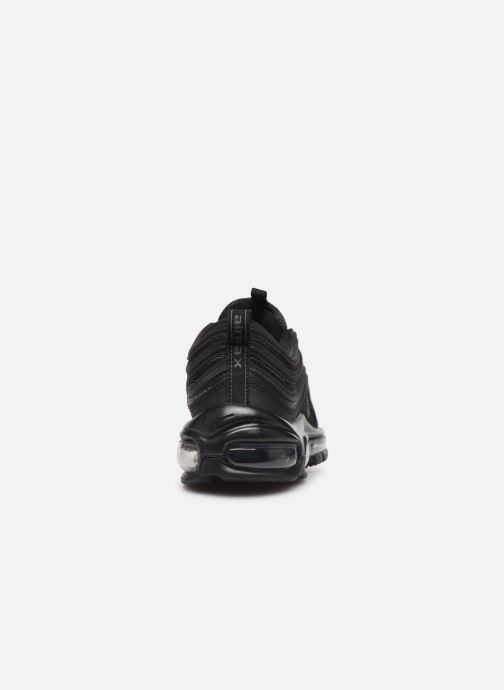 Sneaker Nike W Air Max 97 schwarz ansicht von rechts