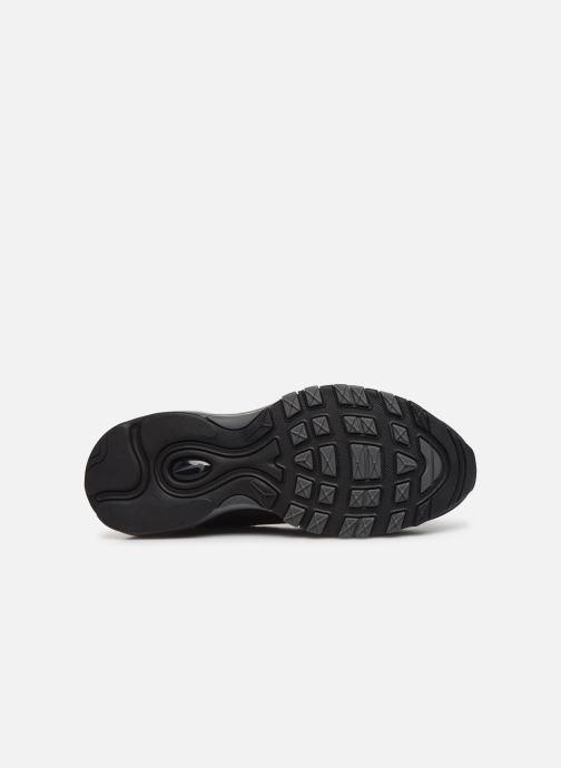 Sneaker Nike W Air Max 97 schwarz ansicht von oben
