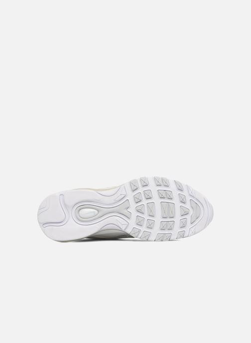 Baskets Nike W Air Max 97 Blanc vue haut