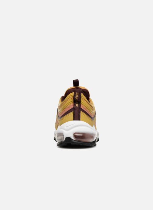 Nike Air Max 97 Sneakers Wheat GoldenTerra BlushBurgundy Crush