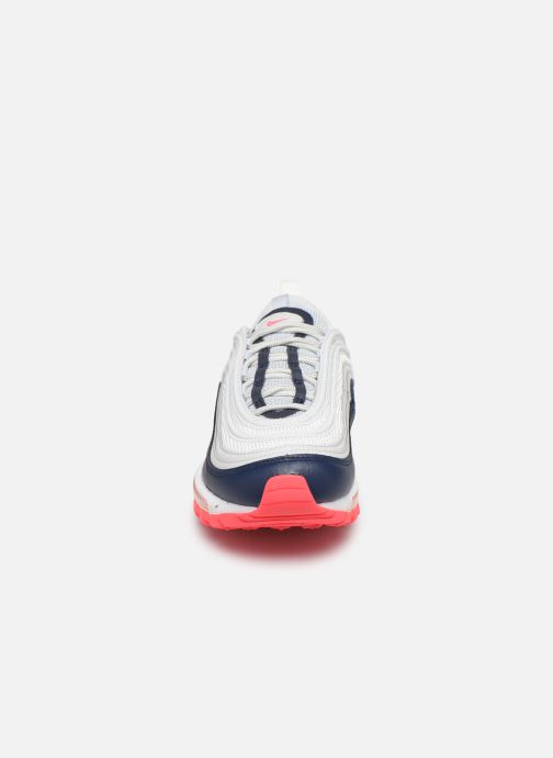 Baskets Nike W Air Max 97 Gris vue portées chaussures