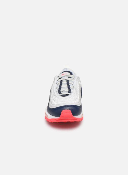 Sneaker Nike W Air Max 97 grau schuhe getragen