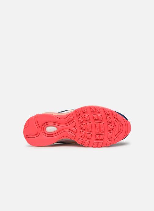 Sneaker Nike W Air Max 97 grau ansicht von oben
