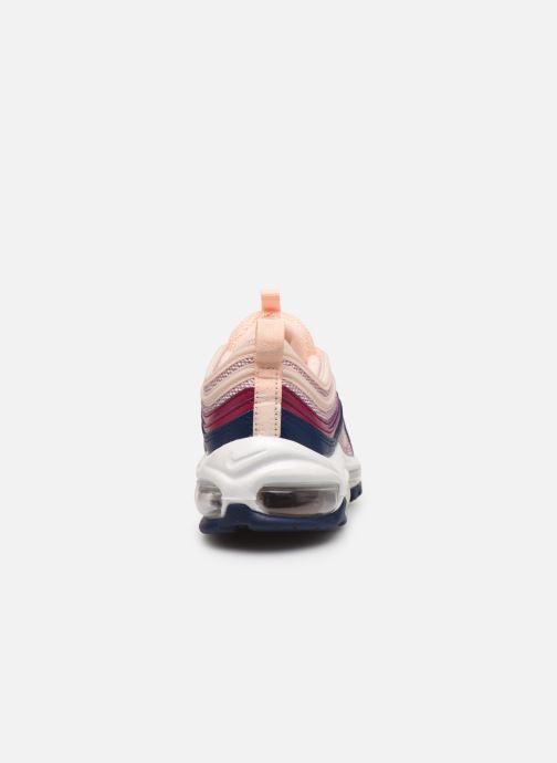 Baskets Nike W Air Max 97 Multicolore vue droite
