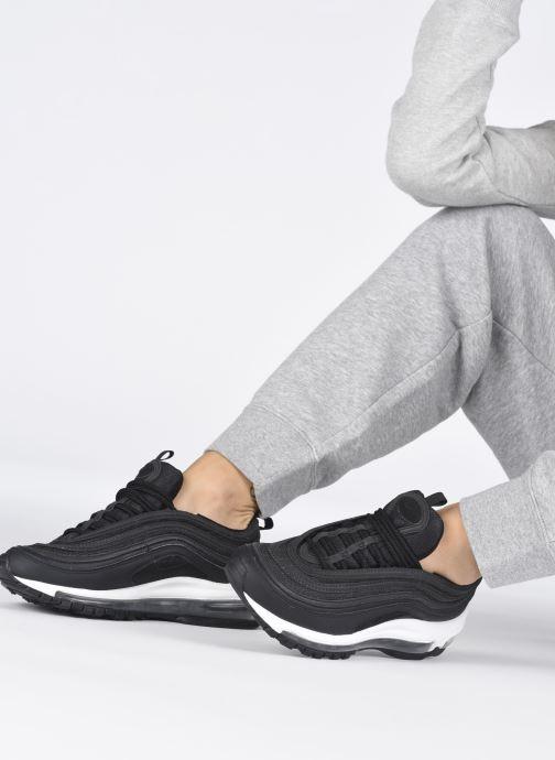 Baskets Nike W Air Max 97 Noir vue bas / vue portée sac